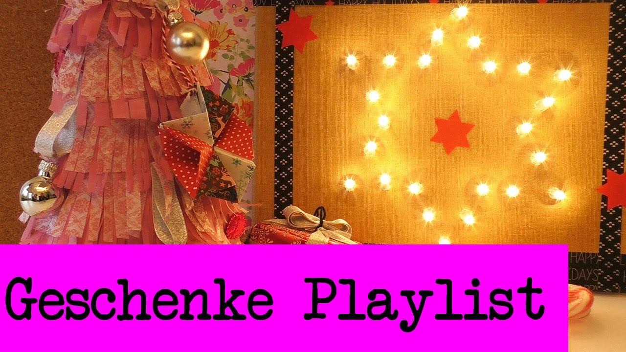 Weihnachtsgeschenke Selber Basteln Playlists Mit Ideen Für Eltern