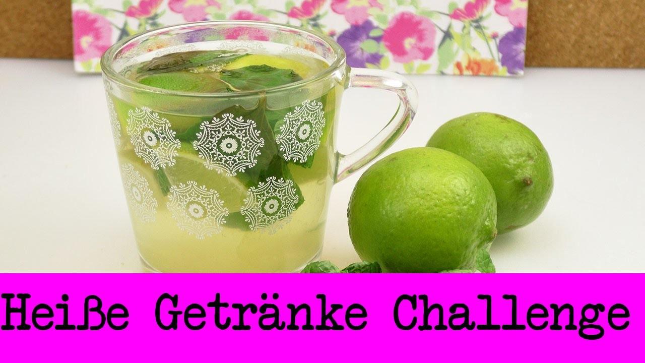 DIY Inspiration Challenge #37 Heiße Getränke  DIY | Kathis Challenge | Tutorial - Do it yourself