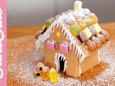 Mini Lebkuchenhaus | Ina's Cookie Class