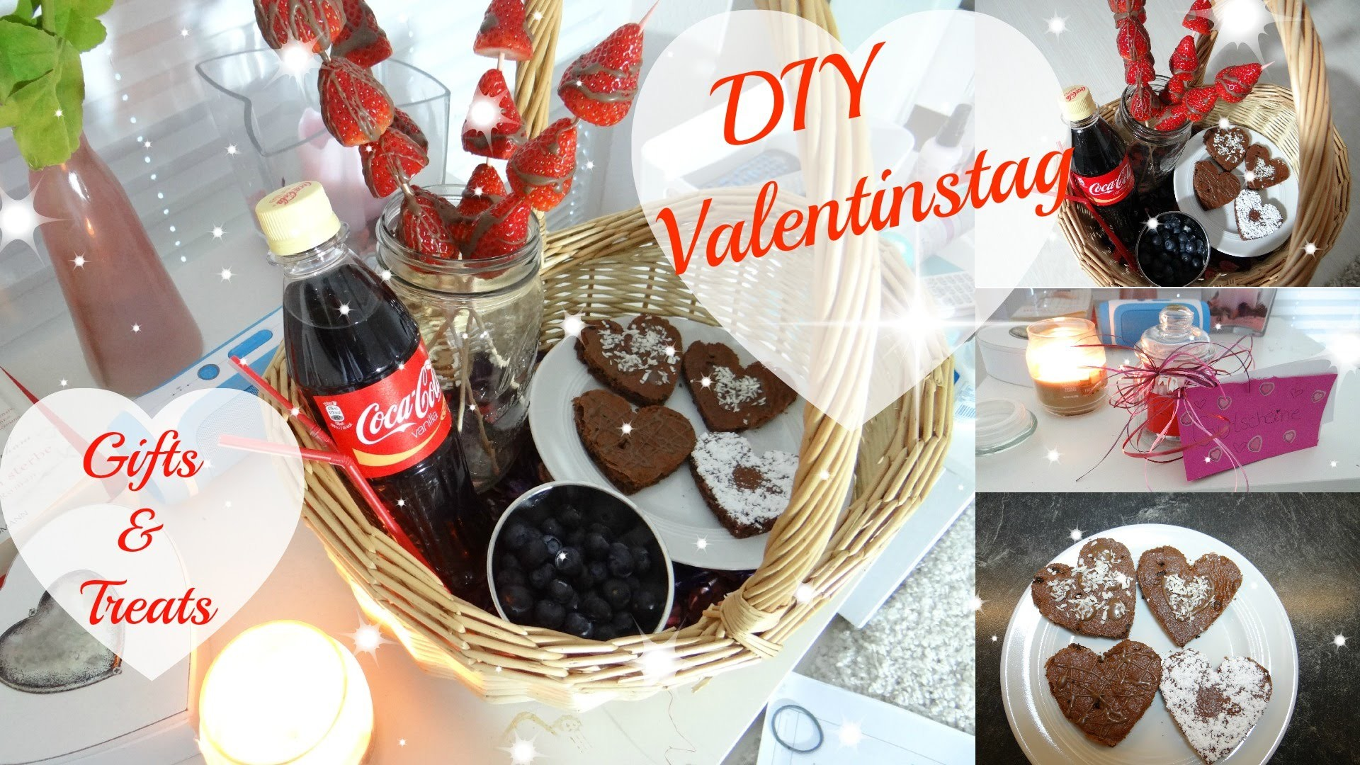 DIY VALENTINSTAG   Gifts & Treats ♡ + OUTTAKES!