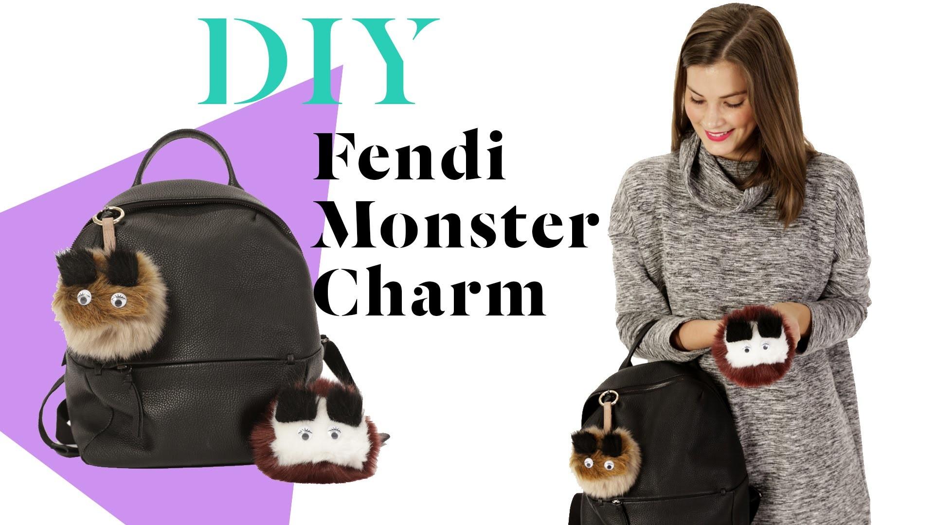 DIY Fendi Bag Bugs » Ganz easy selber basteln und 650 € sparen » Lifestyle Hacks| Stylight