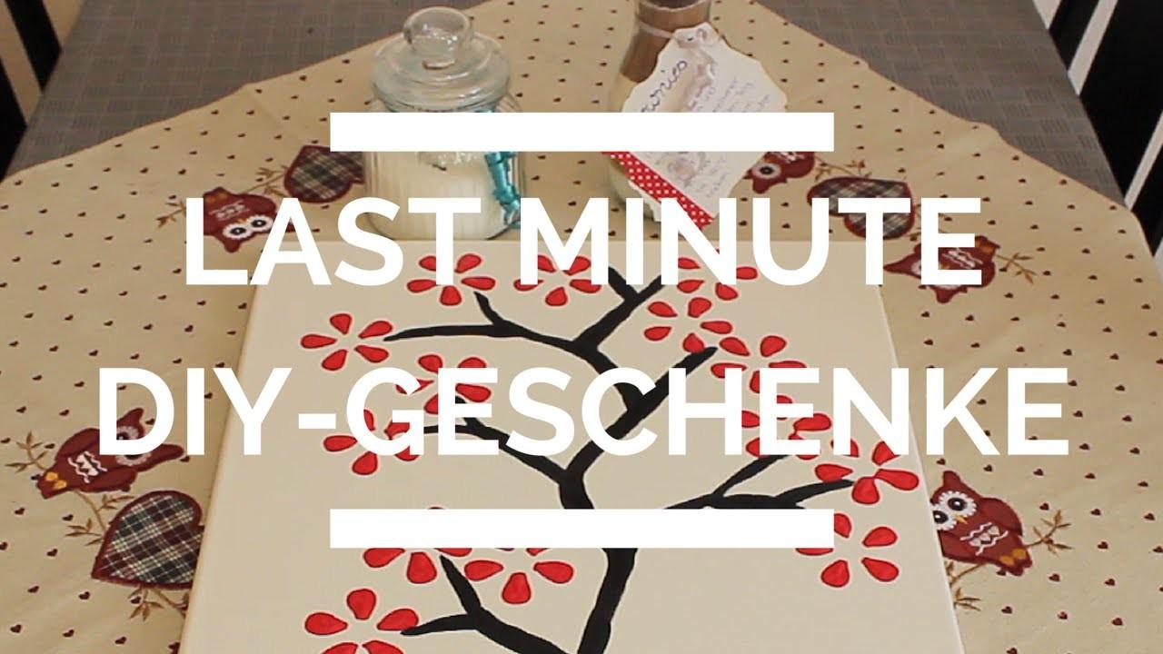 DIY Last Minute Geschenke - by DanielSanAround