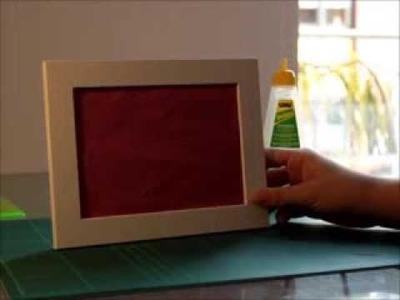 DIY Ohrringhalter do-it-yourself