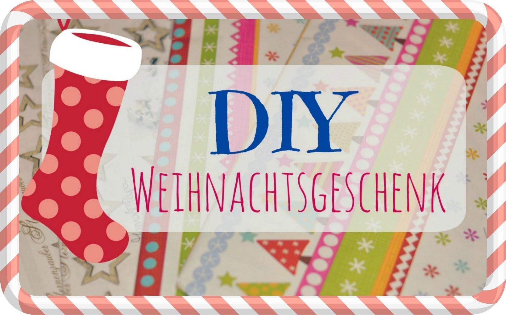 ► DIY | Weihnachtsgeschenk für die Familie