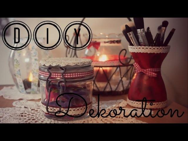 DIY & Inspiration || Aus ALT mach NEU! || Dekoration