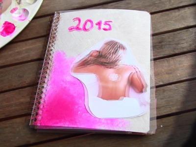 DIY: Tumblr Inspired Notebook