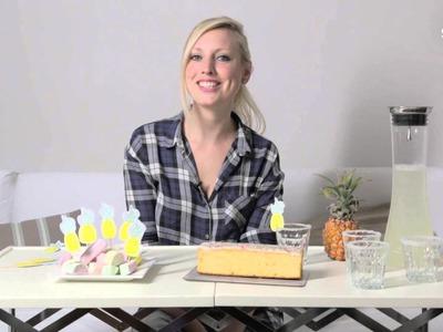 Garnier Wahre Schätze DIY: Party-Deko selber machen - so geht's
