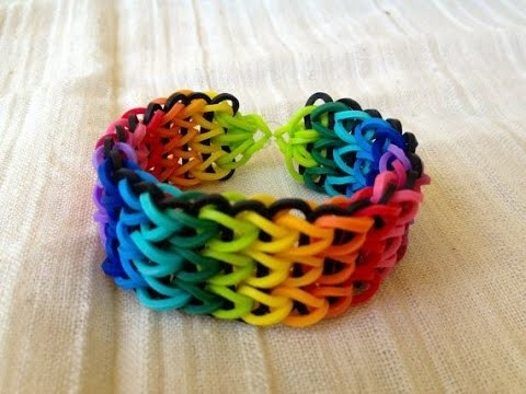 Loom bandsRainbow Loom HD 2015 Royal loom band kit DIY