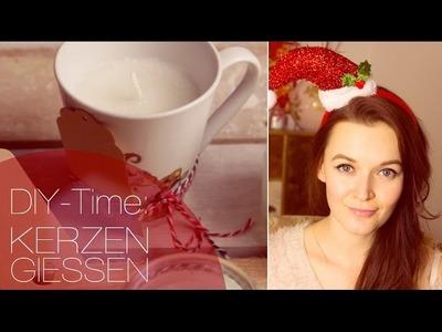 Geschenktipp | DIY-Time: Kerzen gießen | Kleinfallsreich