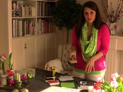 Noch mehr fröhlich bunte Oster-Dekorationen für Ihr Zuhause