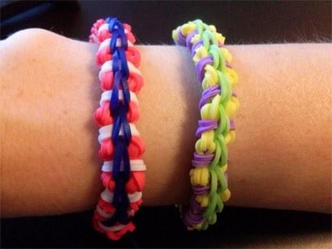 Armband,Crazy Loom,Rainbow Loom,Zauber Loom,Deutsch