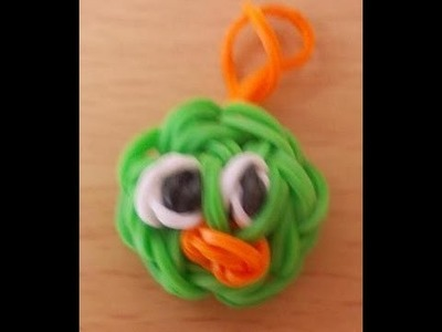 Loom Bands Anleitung deutsch - Wassermelone - Rubber Bandz watermelon tutorial