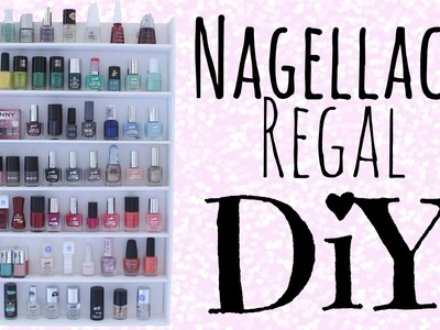 Nagellackregal DIY