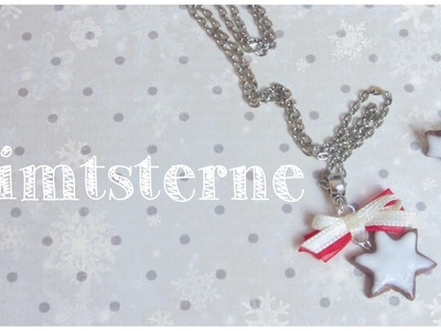 ZIMTSTERNE ♡  | FIMO Tutorial  #winteredition