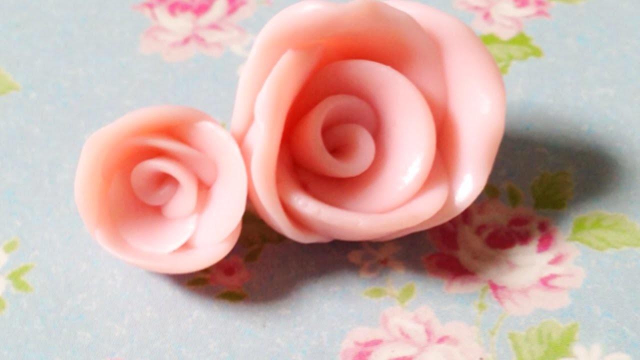 Hübsche Polymer Clay Rosen Herstellen - DIY Crafts - Guidecentral