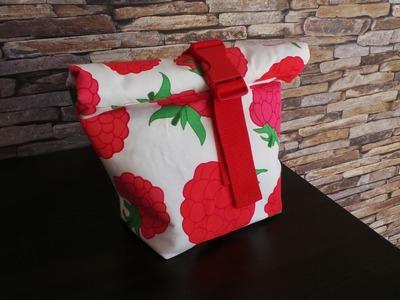 DaIsY´s DIY - Lunchbag. Kühltasche selber nähen