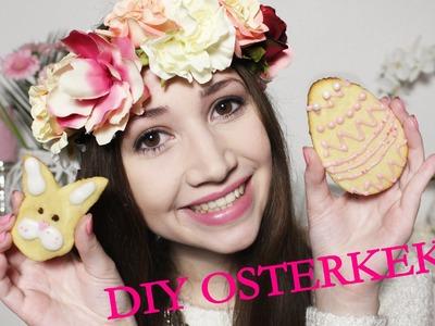 DIY OSTER KEKSE BACKEN    BAKING EASTER COOKIES    FROHE OSTERN