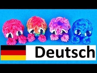 Loom Bandz Anleitung Deutsch   Nette Freunde Rainbow Loom   Bands Deutsch