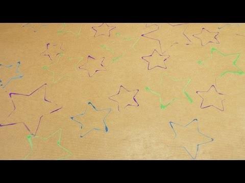 DIY Inspiration Challenge #36 Musterpapier DIY | Evas Challenge | Tutorial - Do it yourself