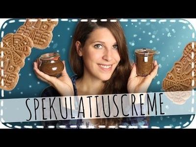 DIY-Spekulatiuscreme | Christmas Brotaufstrich | Geschenkidee