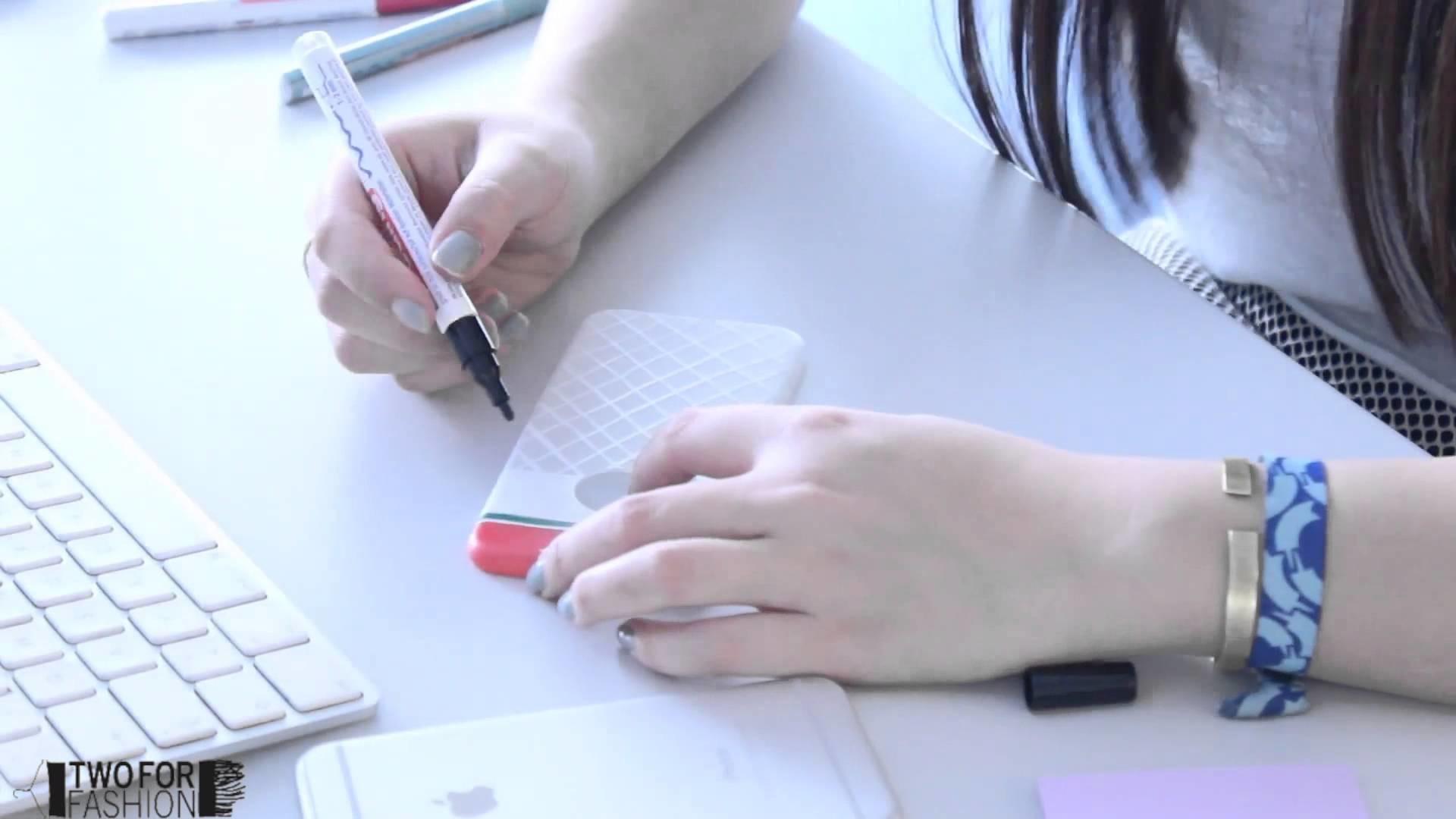 DIY: Die Handyhülle als Modeaccessoire