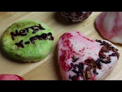 DIY Badekugeln wie von LUSH + VERLOSUNG #RubyLovesChristmas