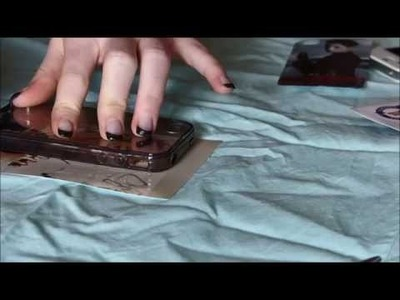 Kpop DIY Phone case (B2ST.B.A.P.MyName)