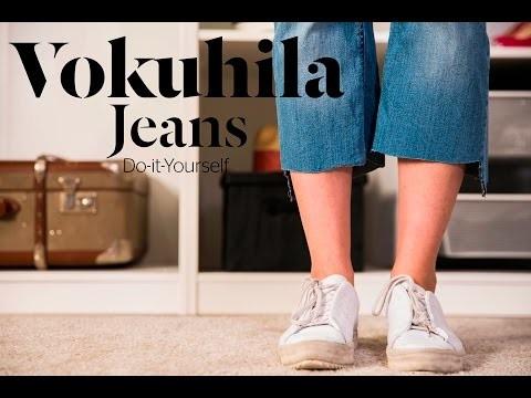 Vokuliha-Jeans » Der absolut coolste Fashion Trend 2016 » DIY Tutorial | Stylight