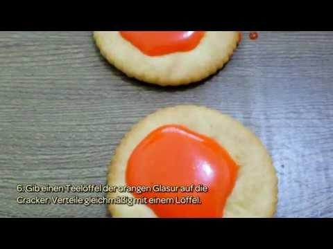 Süße Halloween-Cracker Machen - DIY Essen & Getränke - Guidecentral