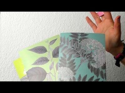 Bilder mit Washitape einrahmen. eigene Roomdeko ganz einfach selber machen. DIY Anleitung deutsch