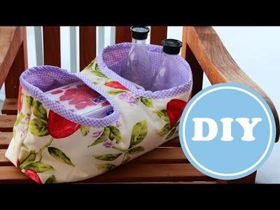 Picknicktasche nähen | DIY | Giveaway [closed]