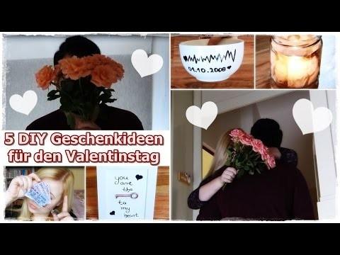 DIY GESCHENKIDEEN FÜR DEN VALENTINSTAG