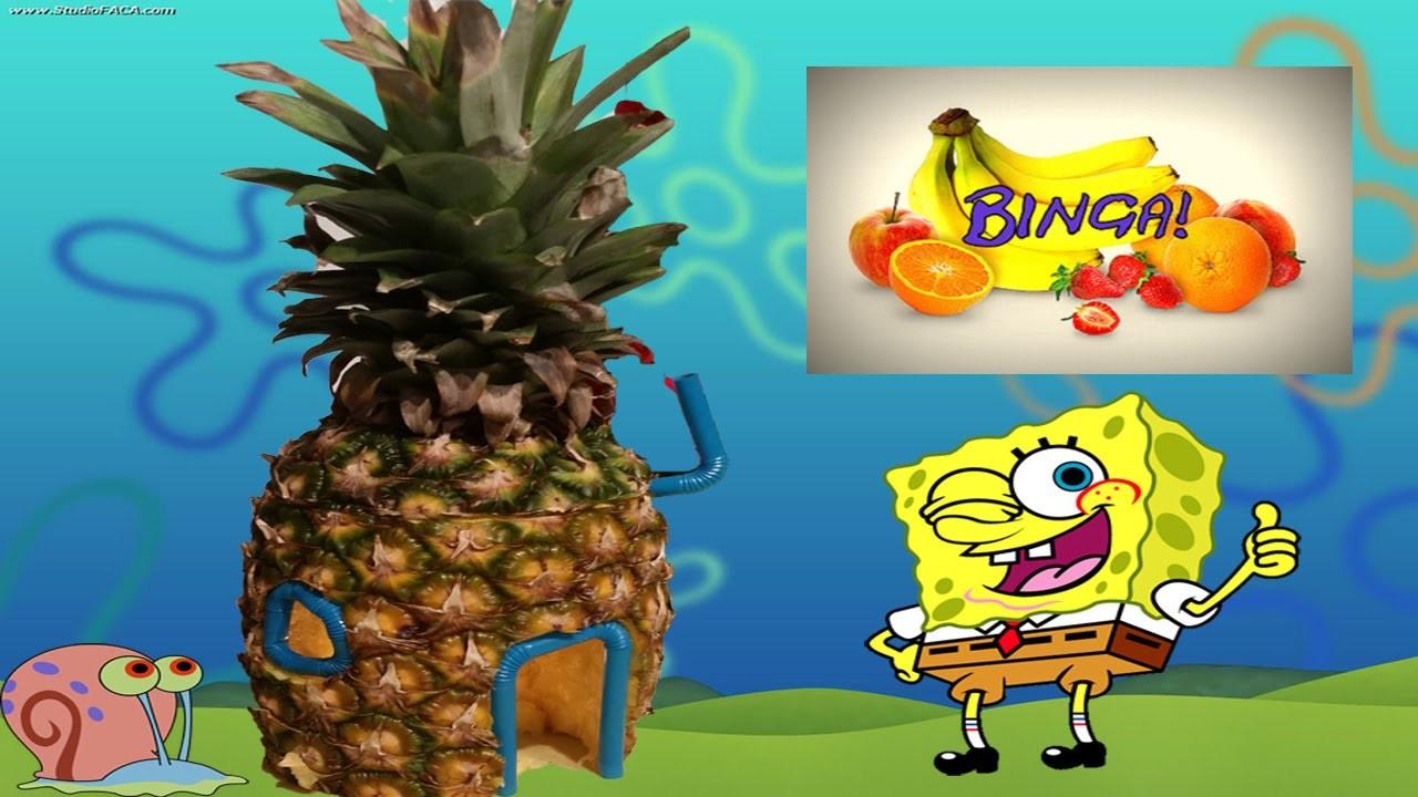 DIY Spongebob Ananas Haus! by BINGA! Lektion 18