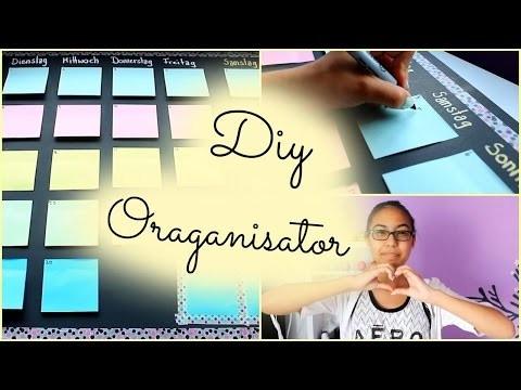DIY Organisator ♥