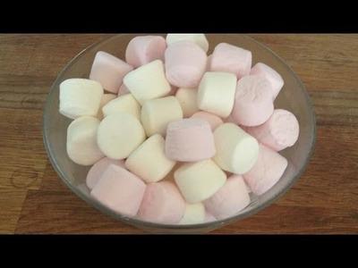 Marshmallow Fondant Selbst Machen - DIY Essen & Getränke - Guidecentral