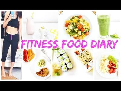 FITNESS FOOD DIARY