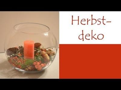 DIY Herbstdeko - DE