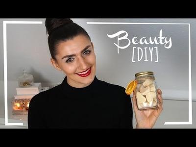 [DIY] GESCHENKIDEEN IM GLAS | BEAUTY | SCHNELL & EINFACH