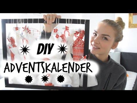 DIY schneller Adventskalender #TUMBLR