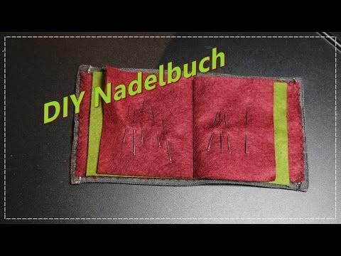 ✂ DIY | Nadelbuch.kissen