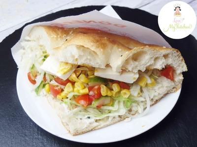 DIY | Hähnchen-Döner | Partyrezept | Chicken Döner | Döner Kebab | Hähnchentasche