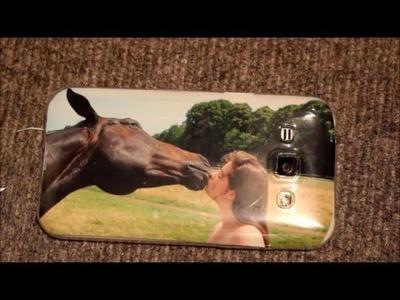 (DIY) Handyhülle mit einem Foto verschönern | Laura R