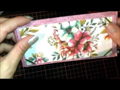 DIY Tutorial FILOFAX Fächer-Tasche  ( Pocket )