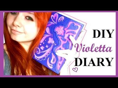 DIY | Violetta Tagebuch || Foxy Draws