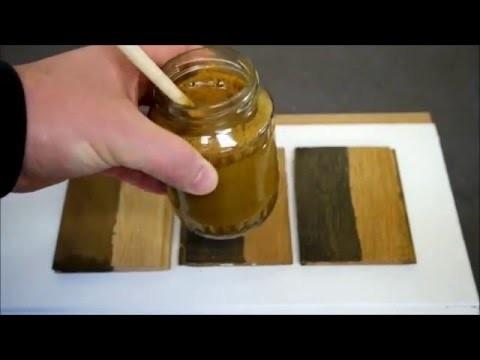 Nachtrag zu Mooreiche DIY Tutorial How to Do Video #1