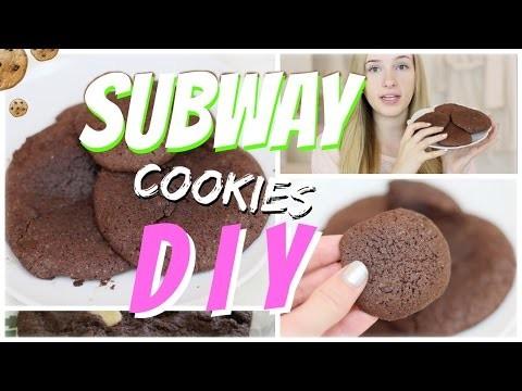 DIY Subway Cookies - ganz easy und schnell | cutiebeauty