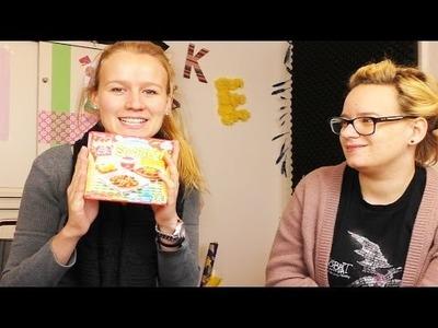 Kracie Popin' cookin' Pizza Mix Snacktest | Japanische Süßigkeiten Pizza selber machen DIY