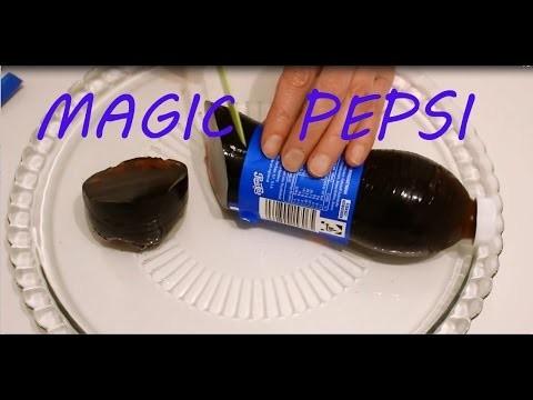 Pepsi Flasche aus Pudding, Gelee DIY !!! - How to Make Pepsi Jelly DIY recipe!!