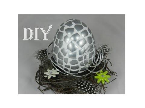 DIY: Osterdeko basteln. Easter decor