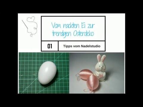 DIY: Vom nackten Ei zur Osterdeko